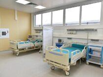Завершился ремонт детской инфекционной больницы в Оше