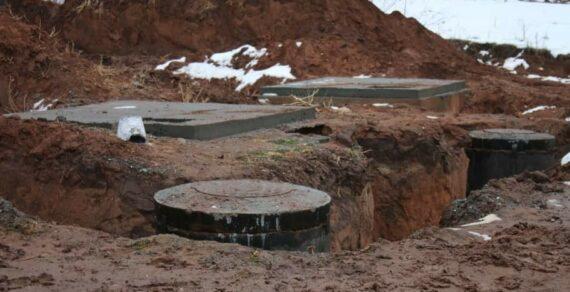 В селе Калинин впервые проведут питьевую воду