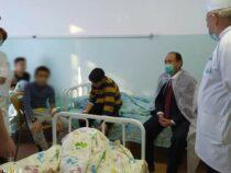 Расследованием отравления в лицее села Байтик занялась прокуратура