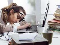 Как справиться с сонливостью во время рабочего дня