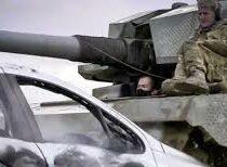 Понадобится танк и дробовик: британцы предложили новый способ снятия стресса