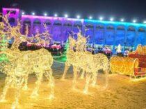 Подарки на Новый год получат более 10 тысяч детей в Бишкеке