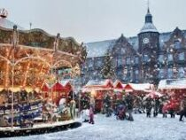 В Германии придумали способ проведения рождественских ярмарок