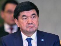 Экс-премьера Кыргызстана задержали по подозрению в незаконном обогащении