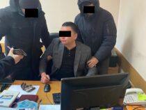 Задержан глава пресс-службы Аппарата президента Нургазы Анаркулов