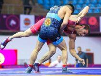 Сборная КР по греко-римской борьбе готовится к лицензионным турнирам