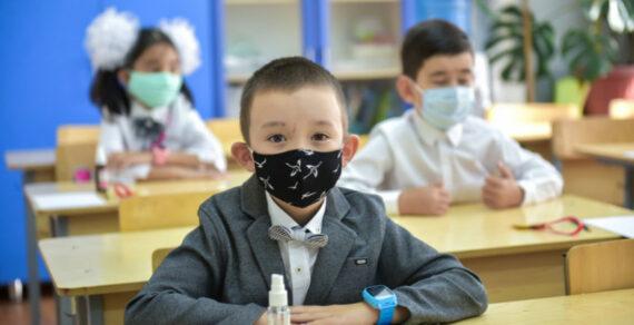 Более 53,5 тысяч детей в Бишкеке вернулись в школы
