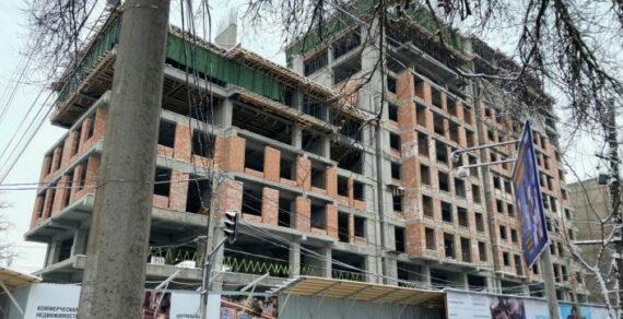 Спецслужбы выявили коррупционные схемы в сфере строительства