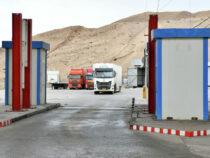 Пункты пропуска на кыргызско-китайской границе возобновили работу