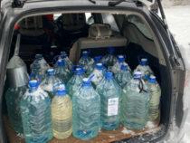 В Бишкеке ликвидируют стихийные точки по продаже ГСМ