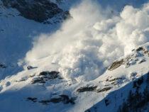 В Чаткальском районе области сошли две снежные лавины