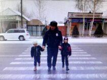 На Иссык-Куле усилены меры по обеспечению дорожной безопасности