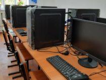 Школу в селе Чалк-Ойдо Узгенского района оснастили компьютерной техникой
