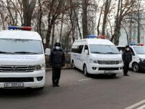 Подразделениям МВД переданы передвижные пункты милиции