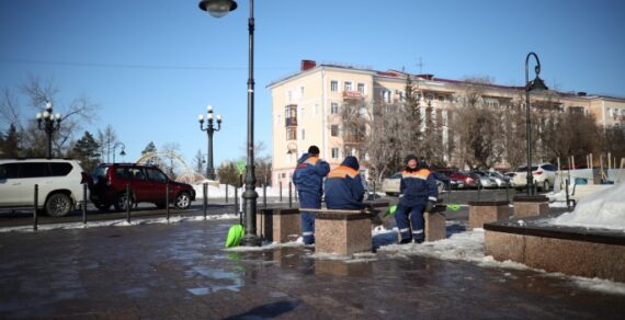 Очень теплая погода будет  в Бишкеке всю предстоящую рабочую неделю