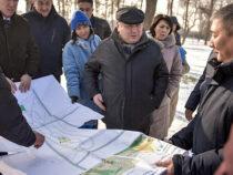 В Бишкеке в этом году появится еще один парк