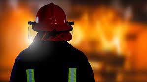 В здании частной медклиники в Узгене вспыхнул пожар