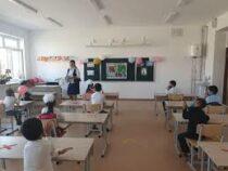 Школы Баткенской области начали обучение в традиционном режиме