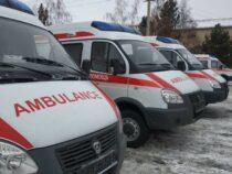 Больницы Иссык-Куля получили 9 машин скорой помощи