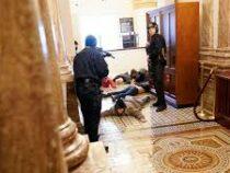 Во время протестов в Вашингтоне погибли четыре человека