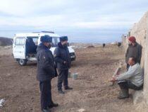 В Тюпском районе заработала передвижная милиция
