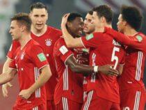 Мюнхенская «Бавария» выиграл клубный чемпионат мира