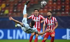 Лондонский «Челси» обыграл мадридский «Атлетико»