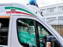 Итальянская мафия запретила экипажам «скорой» пользоваться