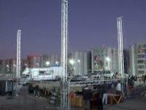 «Мобильные театры» открылись в Каире
