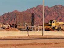 Курорты Шарм-эль-Шейха обнесли 36-километровой стеной