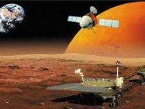 Китай сообщил о выводе своей автоматической межпланетной станции на орбиту Марса