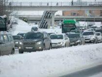 Весь Ливан лишился электричества из-за снегопада