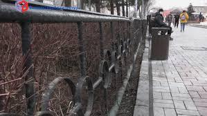 Встолице начали демонтировать ограждение на проспекте Чуй