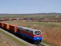 В Кыргызстан прибыл поезд с товарами из Китая