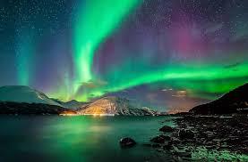 Грандиозное световое шоу: в Исландии сняли на видео северное сияние