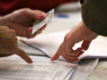 Местные выборы. Списки избирателей вывешены на всех участках