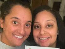 Работавшие восемь лет вместе подруги оказались родными сестрами