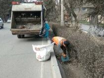 Предприятие «Тазалык» приступило к мойке столичных улиц