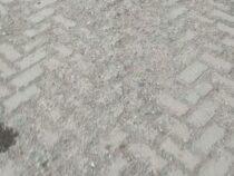 Тротуар напересечении улиц Байтика Баатыра иКулатова отремонтируют