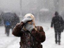 В Бишкеке и Чуйской области ожидается сильный ветер