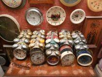 Немецкий коллекционер переводит на летнее время 365 часов