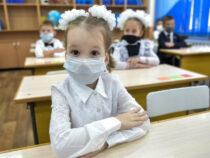 В школы Бишкека на сегодня ходят порядка 109 тысяч детей