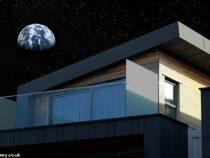 Домик в космосе. Эксперты подсчитали ежемесячный платеж по «лунной ипотеке»