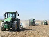 Для проведения весенне-полевых работ потребуется 39 тысяч тонн ГСМ