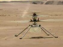 NASA запустит вертолет на Марсе