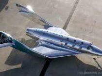 Американская компания Virgin Galactic представила новый космолет