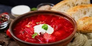 Американский телеканал включил борщ в мировую двадцатку вкуснейших супов
