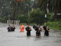 В Австралии сильнейшее за последние 50 лет наводнение