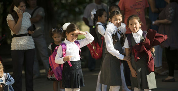 Весенние каникулы вшколах Кыргызстана начнутся 22марта