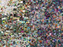 Электронный коллаж продали за рекордные 69 млн долларов